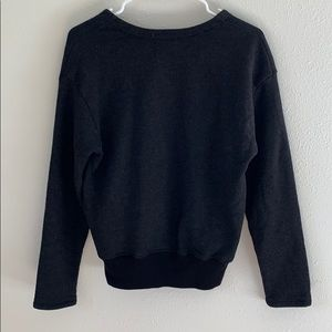 Monrow Sweaters - Monrow Cozy V Neck Sweater